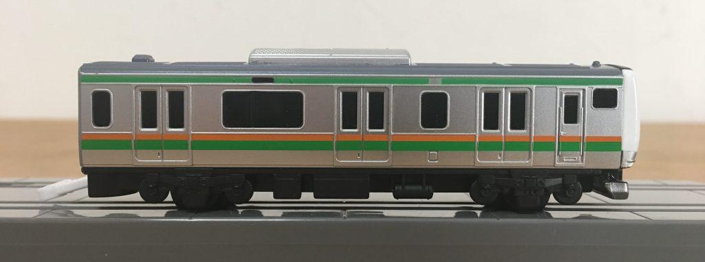 プラレールアドバンス E233系3000番台 湘南色