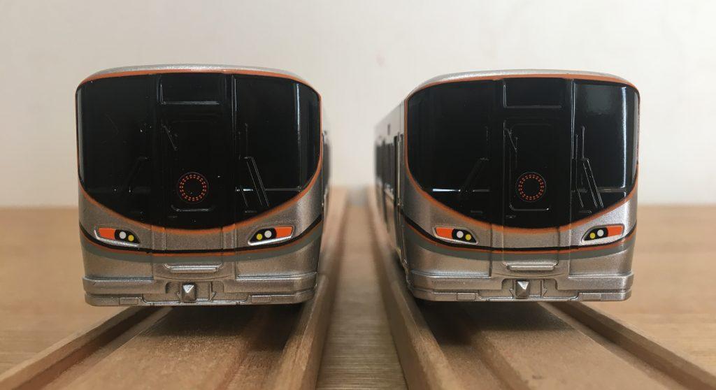 プラレール 323系 大阪環状線
