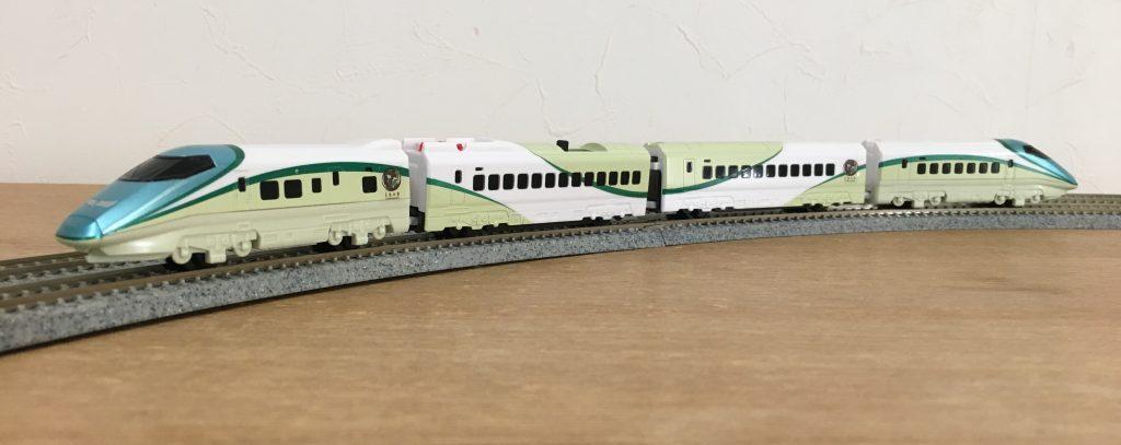 プラレールアドバンス E3系新幹線とれいゆ