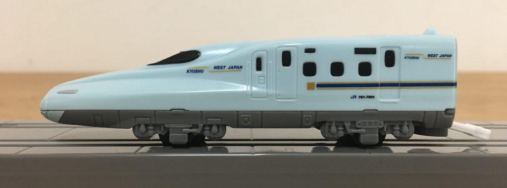 プラレールアドバンス N700系新幹線 みずほ・さくら
