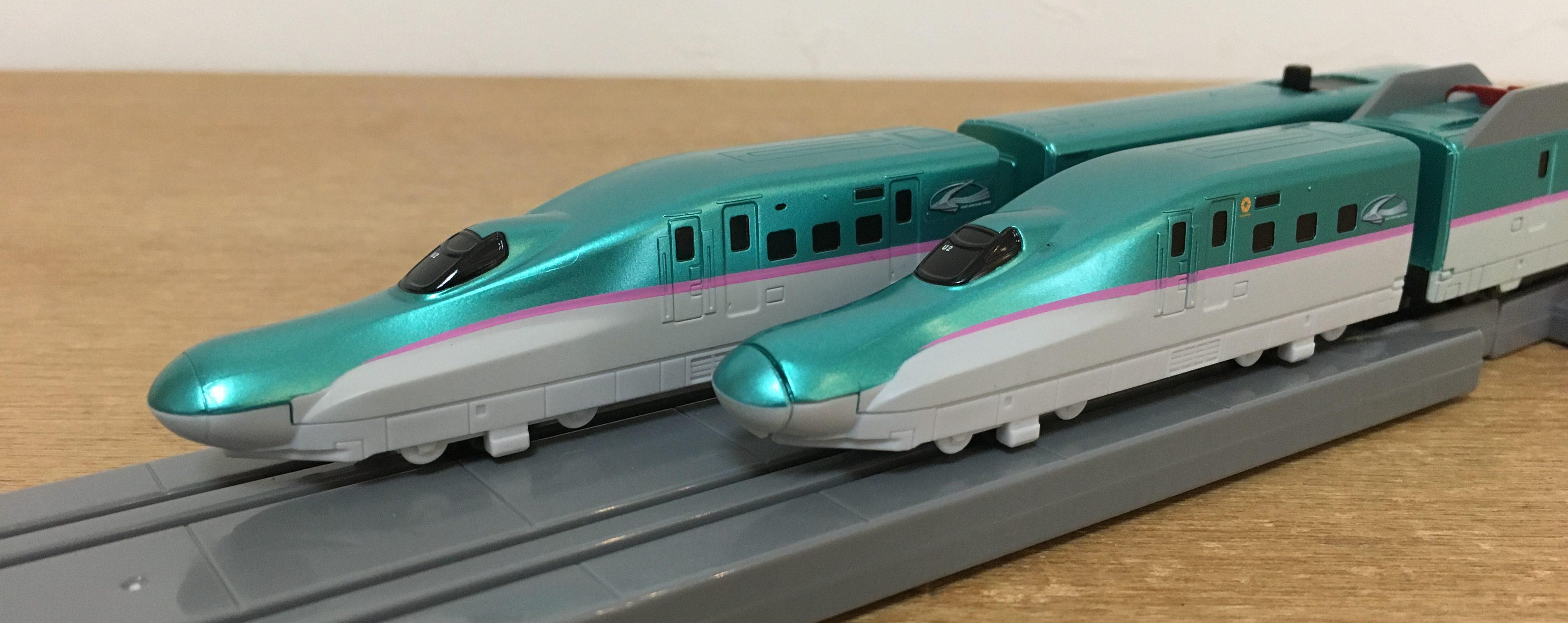 プラレールアドバンス E5系新幹線はやぶさ