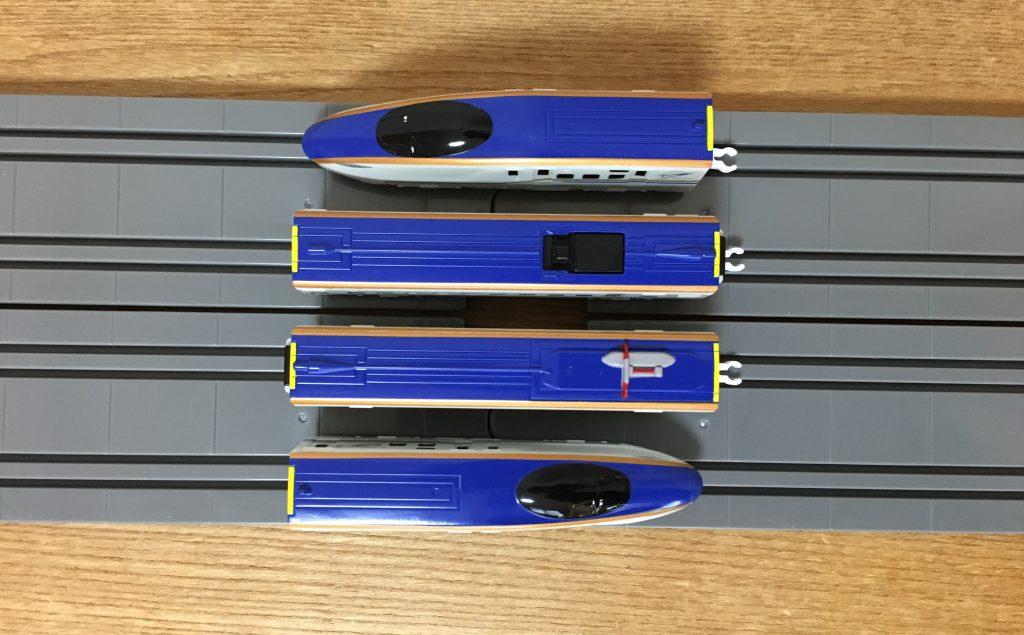 プラレールアドバンス W7系新幹線 かがやき
