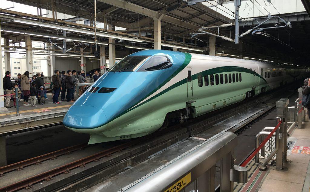 E3系新幹線 とれいゆ