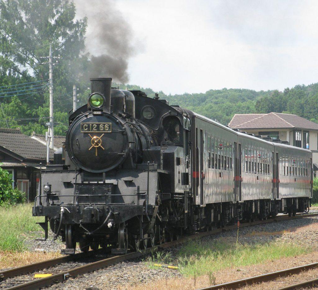 C12蒸気機関車(Photo by:LERK)