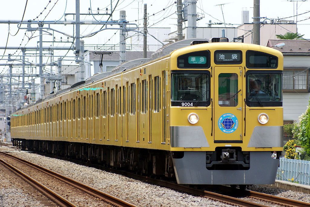 西武鉄道 9000系