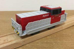プラレール HD300形ハイブリット機関車