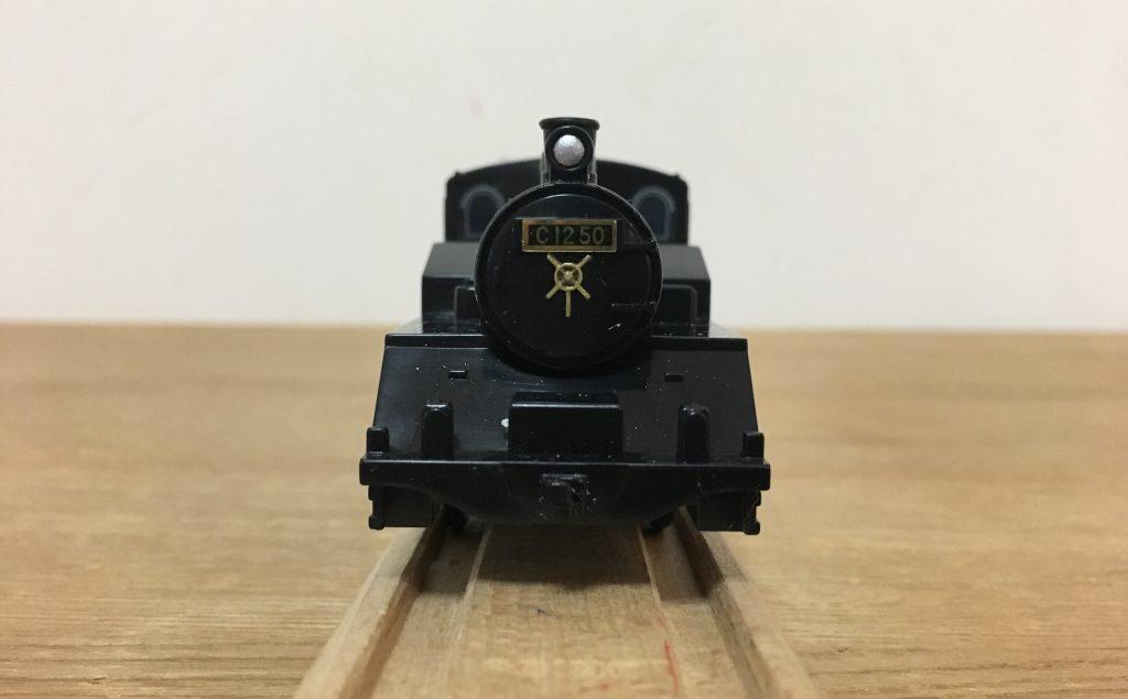 プラレール C12蒸気機関車