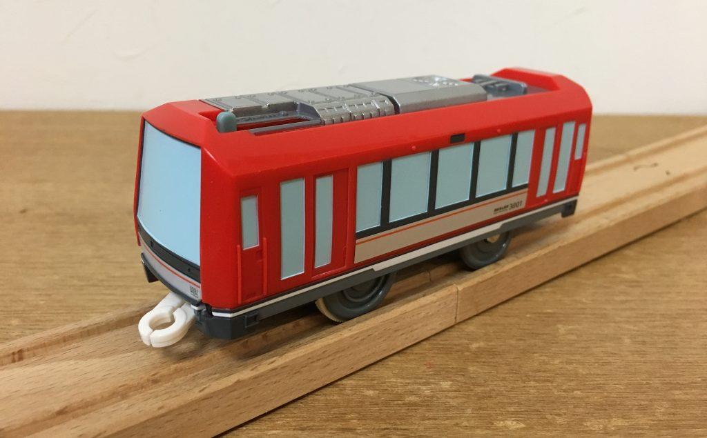 プラレール 箱根登山鉄道 3000形
