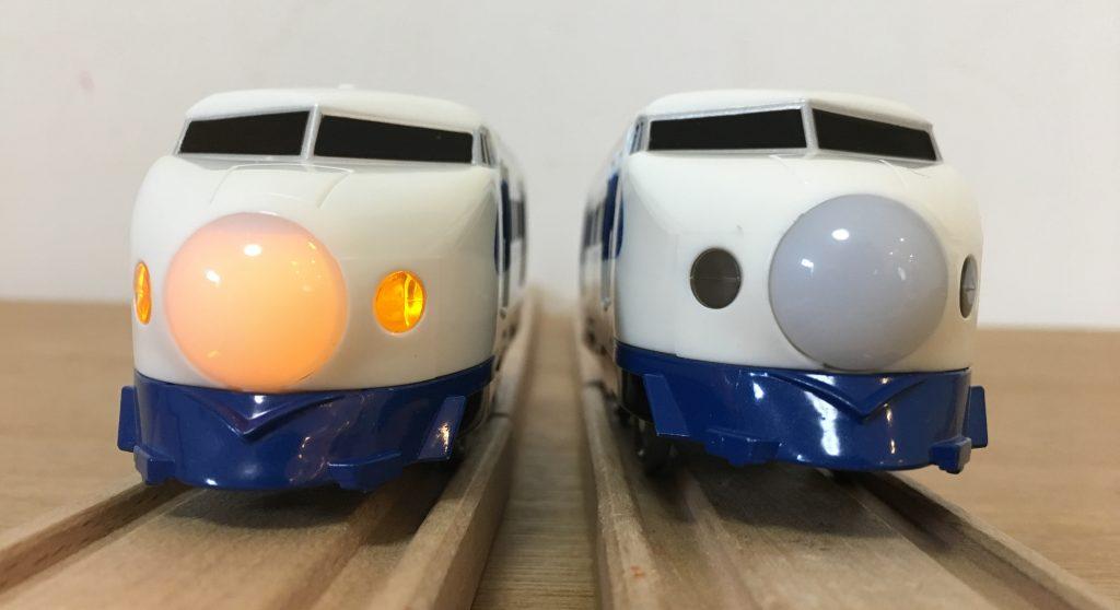 プラレール ライト付0系新幹