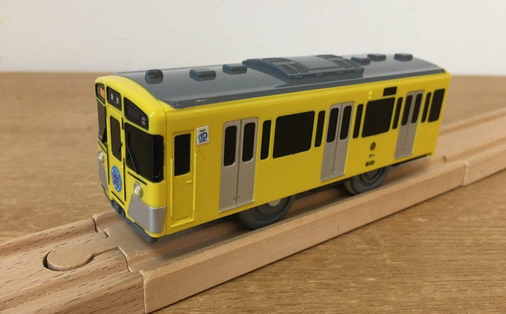 プラレール 西武鉄道9000系