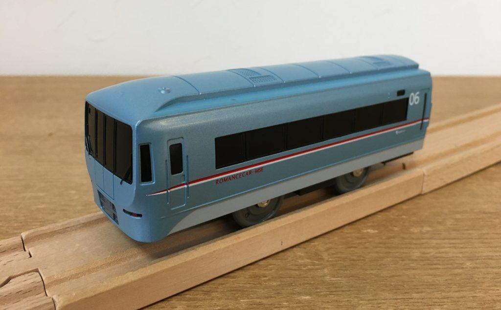 プラレール 小田急電鉄60000形 ロマンスカーMSE