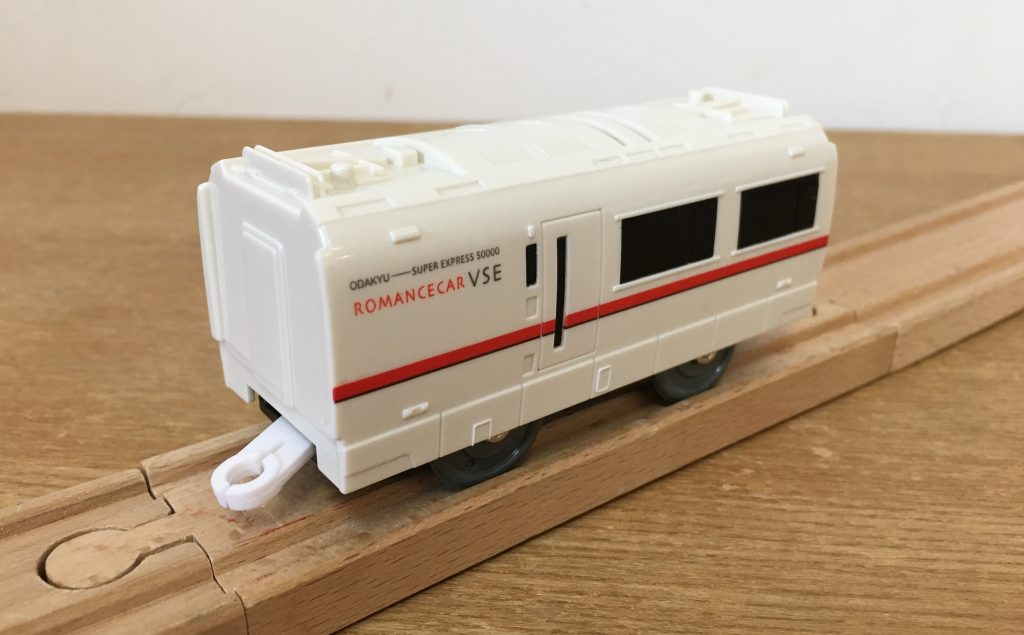 プラレール 小田急電鉄50000形 ロマンスカーVSE