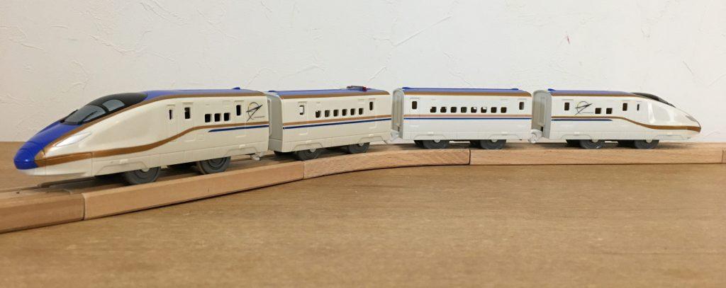 プラレール E7系新幹線