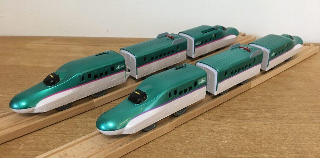 プラレール H5系新幹線 はやぶさ