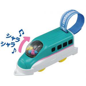 はじめてのプラレール おでかけ新幹線 発売