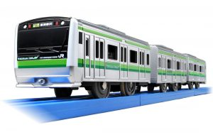 プラレール E233系 横浜線 発売