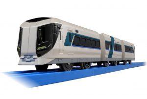 プラレール S-36 東武鉄道500系 リバティ 専用連結仕様 発売