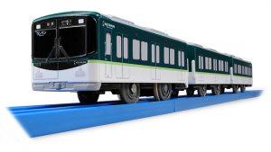プラレール ぼくもだいすき!たのしい列車シリーズ 京阪電車10000系 発売