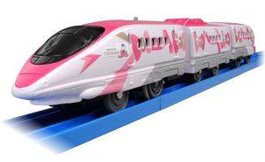 プラレール SC-07 ハローキティ新幹線 発売