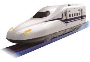 プラレール ビッグプラレール N700S新幹線(確認試験車)発売
