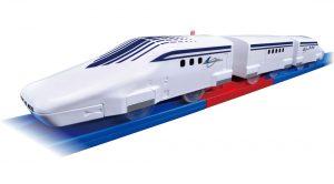 プラレール S-17 レールで速度チェンジ!! 超電導リニアL0系 発売