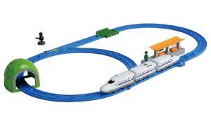 プラレール N700A新幹線ベーシックセット プラレールはじめてDVD付き 発売