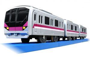 プラレール ぼくもだいすき! たのしい列車シリーズ 東京メトロ 半蔵門線 08系 発売