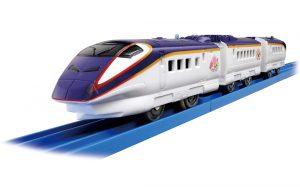 プラレール S-09 E3系新幹線つばさ2000番代(連結仕様)発売