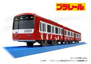 【限定】京急新1000形 KEIKYU TRAD TRAIN すみっコぐらし号 発売