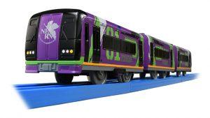 プラレール ぼくもだいすき!たのしい列車シリーズ エヴァンゲリオン特別仕様ミュースカイ 発売
