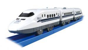 プラレール ぼくもだいすき!たのしい列車シリーズ ありがとう東海道新幹線700系 発売
