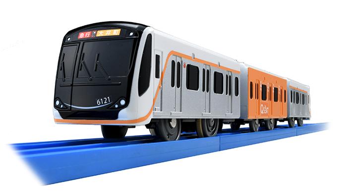 プラレール 東急電鉄6020系 Q SEAT