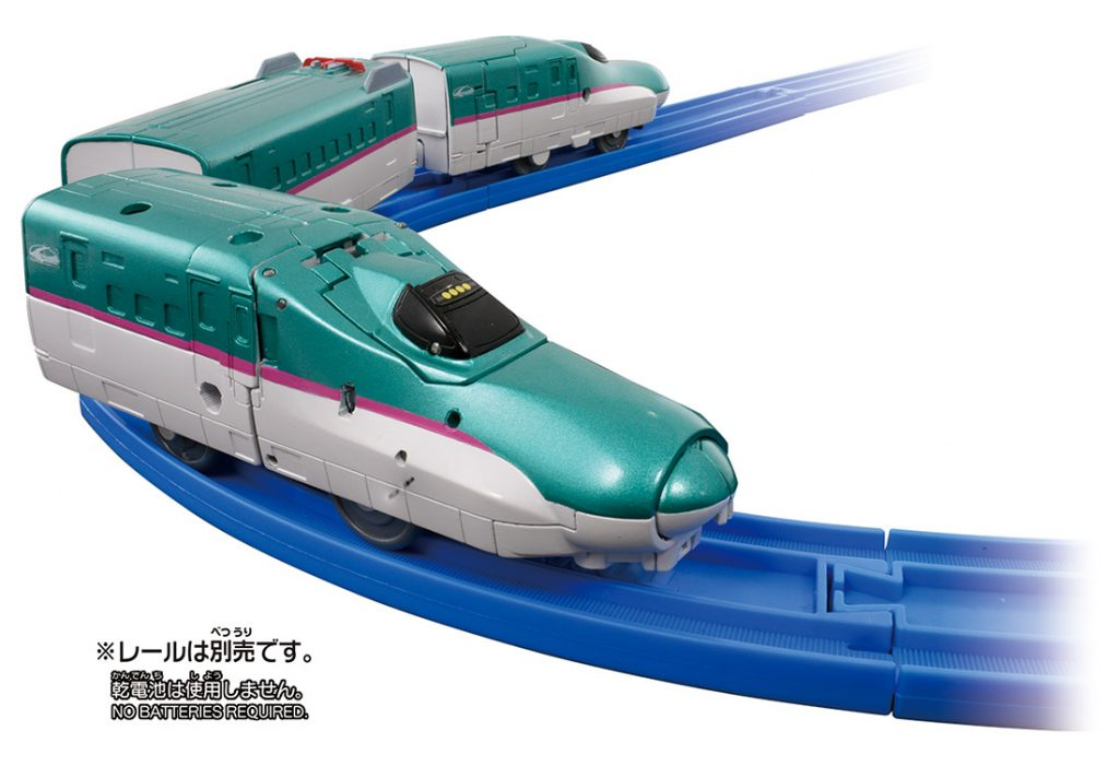 新幹線変形ロボ シンカリオン DXS シンカリオン E5はやぶさ 可動プラス