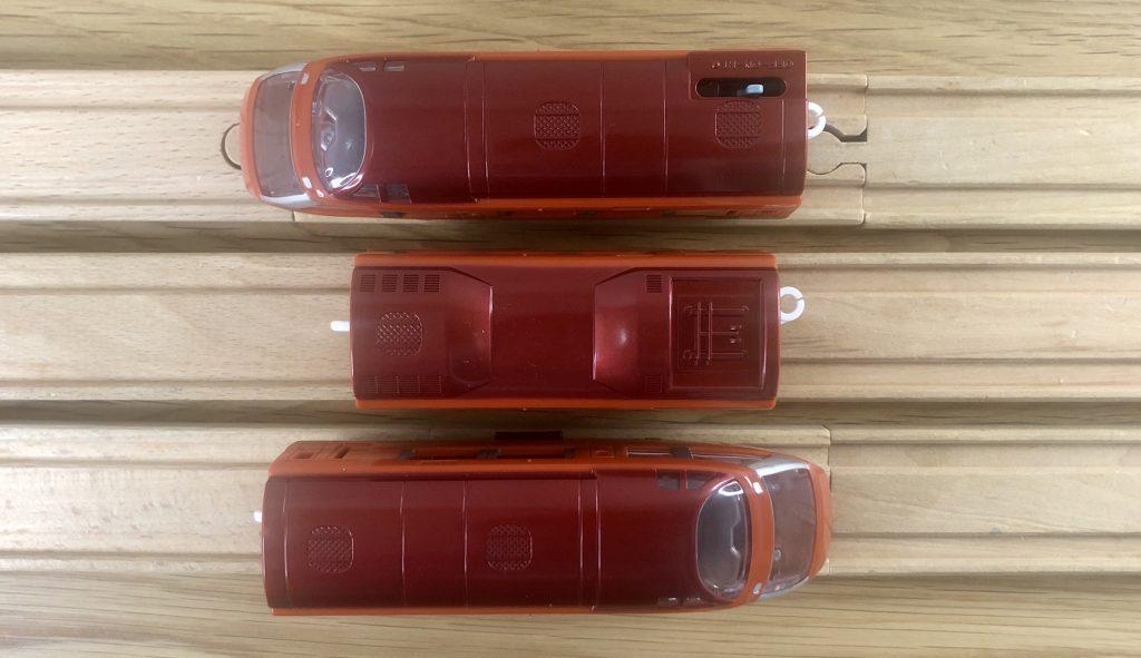 プラレール S-52 小田急ロマンスカー GSE70000形