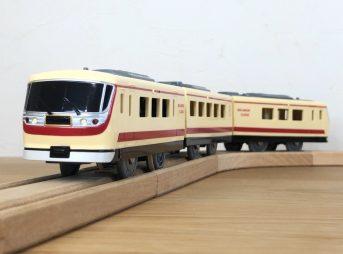 プラレール 西武鉄道10000系(レッドアロークラシック)