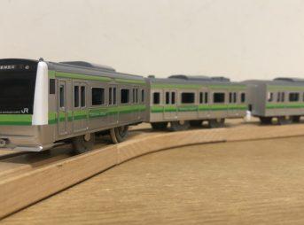プラレール ぼくもだいすき! たのしい列車シリーズ E233系 横浜線