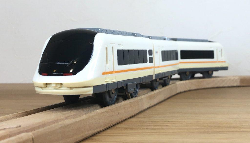 プラレール ぼくもだいすき! たのしい列車シリーズ 近鉄アーバンライナーnext