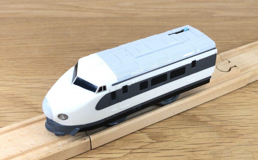 プラレール ぼくもだいすき!たのしい列車シリーズ ノスタルジックTOKYO 0系新幹線