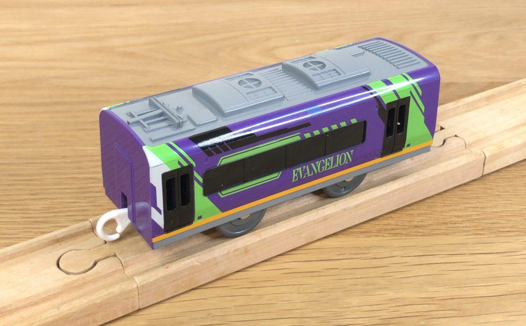 プラレール ぼくもだいすき!たのしい列車シリーズ エヴァンゲリオン特別仕様ミュースカイ(名鉄2000系)