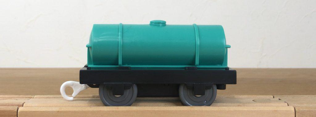 プラレール TS-08 レベッカ(きかんしゃトーマス)