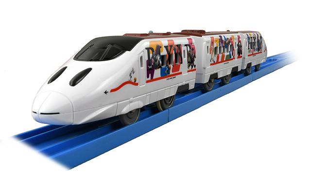 SC-02 JR九州 WAKU WAKU ADVENTURE 新幹線