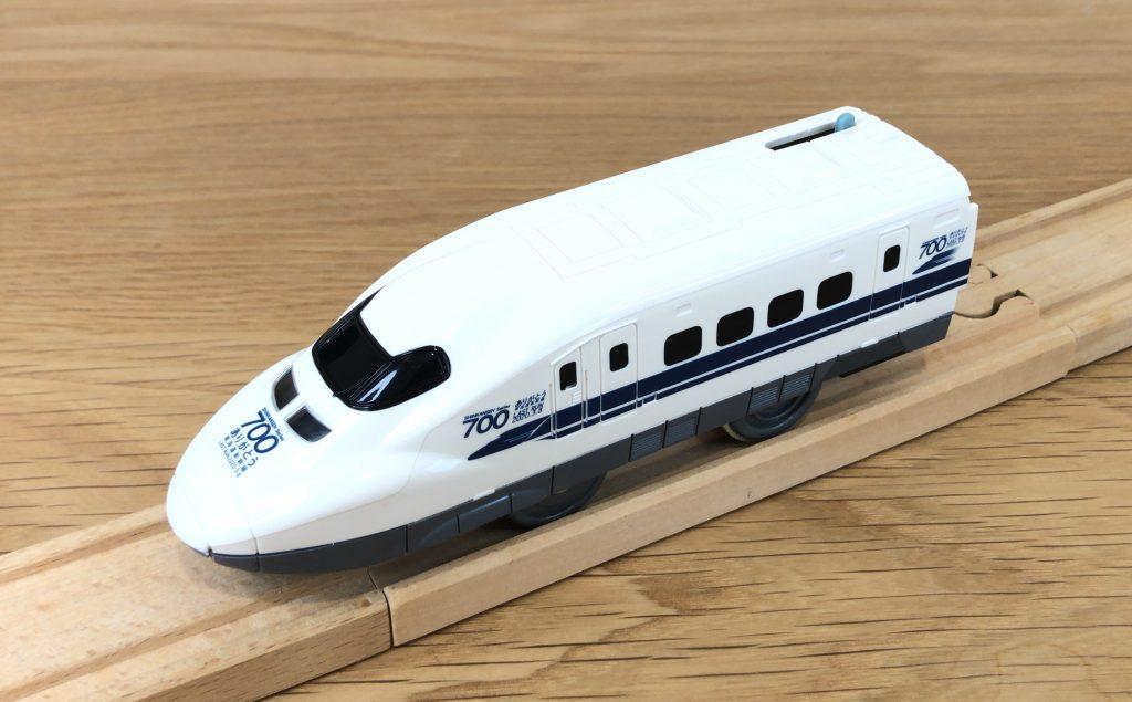 プラレール ぼくもだいすき!たのしい列車シリーズ ありがとう東海道新幹線700系