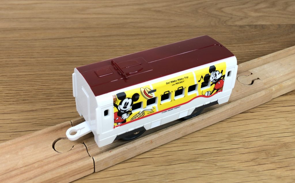 プラレール JR九州 Waku Waku Trip 新幹線(800系1000番代新幹線)