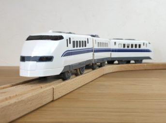 ライト付 300系新幹線 (のぞみダブルセット)