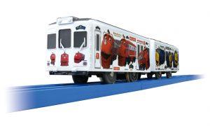 プラレール SC-05 チャギントンラッピング電車 発売