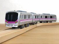 プラレール ぼくもだいすき! たのしい列車シリーズ 東京メトロ 半蔵門線 08系
