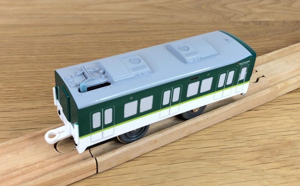 プラレール ぼくもだいすき!たのしい列車シリーズ 京阪電車10000系
