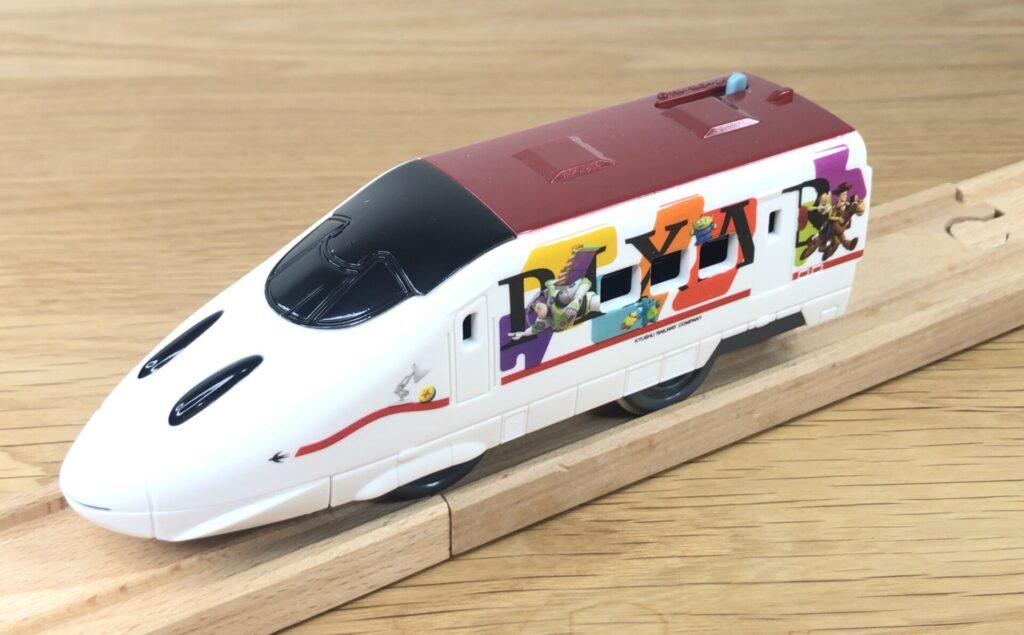 プラレール SC-02 JR九州 WAKU WAKU ADVENTURE 新幹線