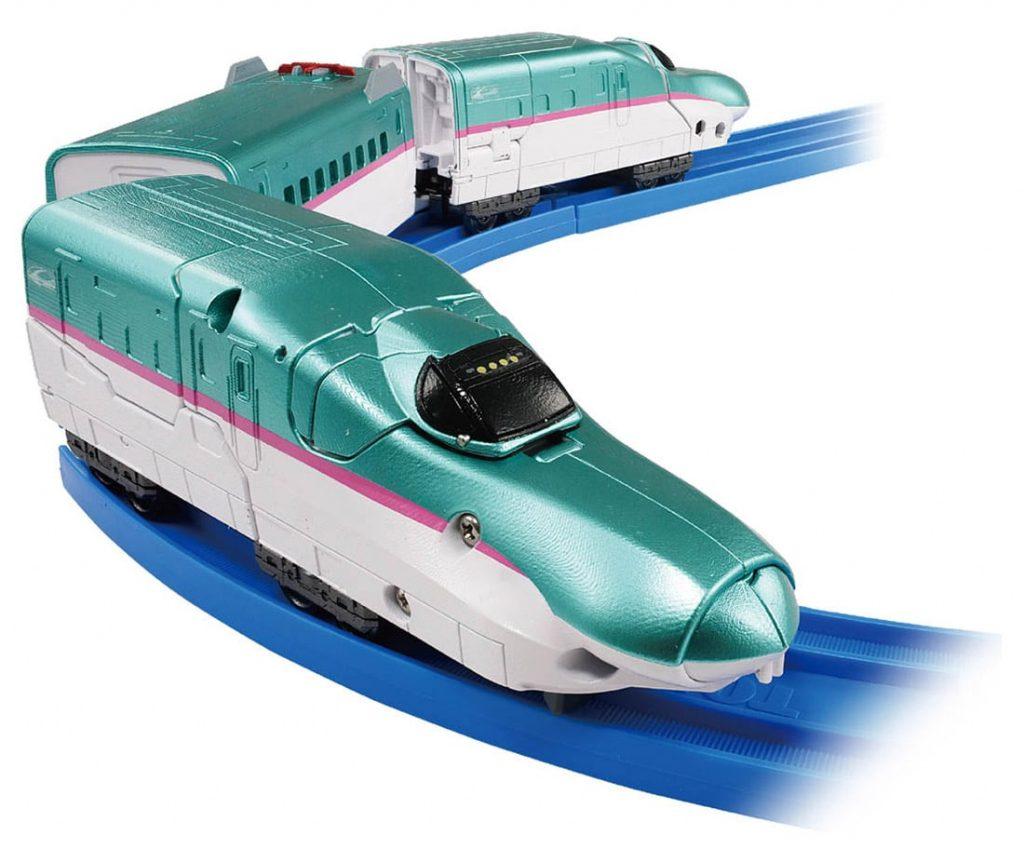 新幹線変形ロボ シンカリオンZ シンカリオンZ E5はやぶさ