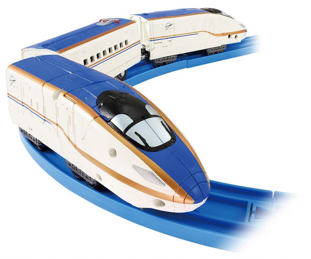新幹線変形ロボ シンカリオンZ シンカリオンZ E7かがやき